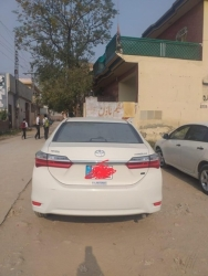 Car Toyota Corolla gli 2019 Islamabad-Rawalpindi