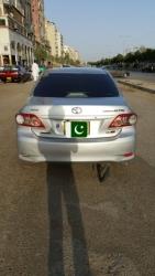 Car Toyota Corolla saloon a/t 2009 Karachi