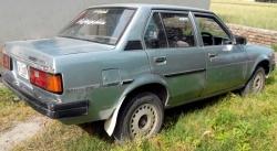 Car Toyota Corolla xe 1982 Hari pur