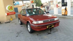 Car Toyota Corolla xli 1990 Sialkot
