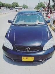 Car Toyota Corolla xli 2006 Karachi
