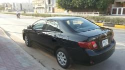 car toyota corolla xli 2009 islamabad rawalpindi 25629
