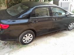 car toyota corolla xli 2009 karachi 25547