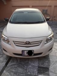 Car Toyota Corolla xli 2010 Gujrat
