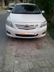 Car Toyota Corolla xli 2010 Islamabad-Rawalpindi