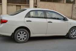 Car Toyota Corolla xli 2011 Lahore