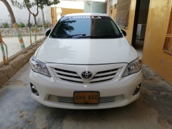 Car Toyota Corolla xli 2012 Karachi