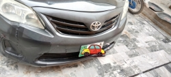 Car Toyota Corolla xli 2012 Mandi bahauddin