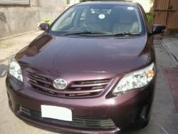2010 Toyota Corolla For Sale >> buy used toyota corolla-xli car in islamabad-rawalpindi