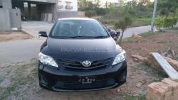 Car Toyota Corolla xli 2013 Islamabad-Rawalpindi