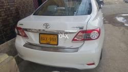 car toyota corolla xli 2013 karachi 27231