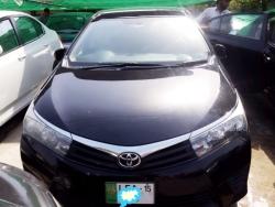 Car Toyota Corolla xli 2015 Lahore