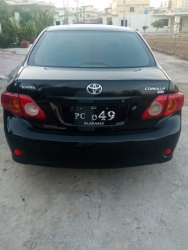 Car Toyota Corolla xli 2016 Islamabad-Rawalpindi