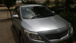 Car Toyota Corolla gli 2011 Karachi