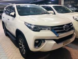 Car Toyota Fortuner 2018 Karachi