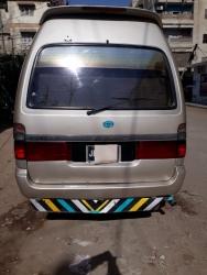 Car Toyota Hiace 1992 Karachi