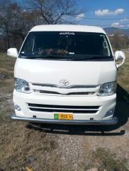 car toyota hiace 2013 islamabad rawalpindi 27761
