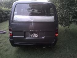 Car Toyota Hilux 1992 Islamabad-Rawalpindi