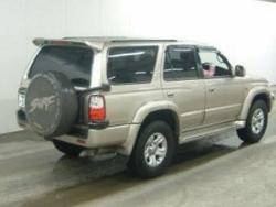 Car Toyota Hilux 2001 Multan