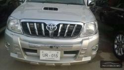 Car Toyota Hilux 2010 Islamabad-Rawalpindi