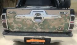Car Toyota Hilux 2014 Rahim yar khan