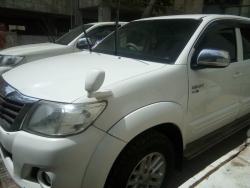 Car Toyota Hilux 2015 Islamabad-Rawalpindi