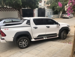 Car Toyota Hilux 2018 Karachi