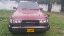 Car Toyota Land cruiser 1991 Islamabad-Rawalpindi