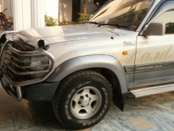 Car Toyota Land cruiser 1996 Lahore