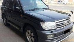 buy used toyota land-cruiser car