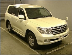Car Toyota Land cruiser 2011 Karachi