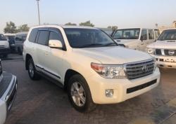 Car Toyota Land cruiser 2014 Karachi