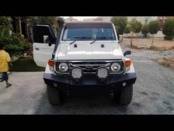 Car Toyota Land cruiser 2019 Karachi