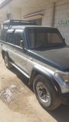 Car Toyota Land cruiser prado 1992 Karachi
