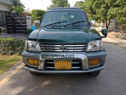 Car Toyota Land cruiser prado 1997 Lahore