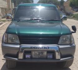 Car Toyota Land cruiser prado 1998 Kohat