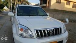 Car Toyota Land cruiser prado 2003 Karachi