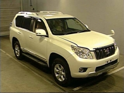 Car Toyota Land cruiser prado 2009 Gujranwala