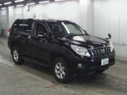 Car Toyota Land cruiser prado 2010 Lahore