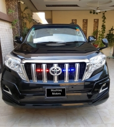 Car Toyota Land cruiser prado 2012 Lahore