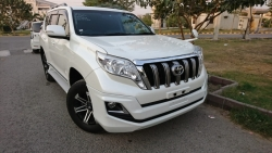 Car Toyota Land cruiser prado 2018 Lahore