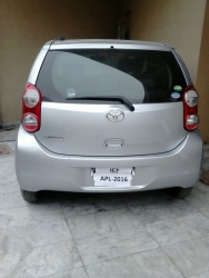 Car Toyota Passo 2013 Islamabad-Rawalpindi