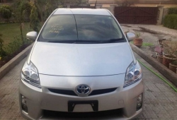 Car Toyota Pirus 2010 Other