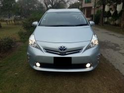 Car Toyota Pirus 2014 Islamabad-Rawalpindi