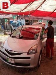 Car Toyota Ractis 2014 Lahore