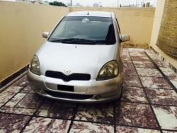 Car Toyota Vitz 2000 Islamabad-Rawalpindi