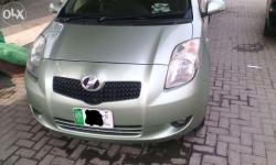 Car Toyota Vitz 2006 Lahore