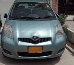 Car Toyota Vitz 2009 Karachi