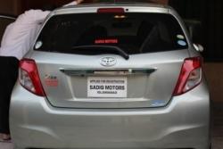 Car Toyota Vitz 2011 Islamabad-Rawalpindi