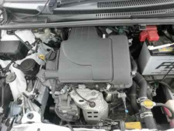 car toyota vitz 2012 lahore 25125
